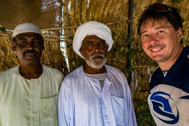 Sudan is tamam ! This picture was taken near Dongola Sudan with the most wonderfull and friendly people.