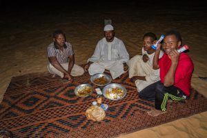 Hassa the most hospitable men from Sudan.